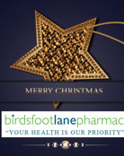 Wishing all our Customers a Merry Christmas & Healthy New Year