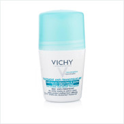 Vichy 48hr Anti-Perspirant Roll-On No White Marks & Yellow Stains