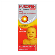 Nurofen for Children Suspension 100mg/5ml